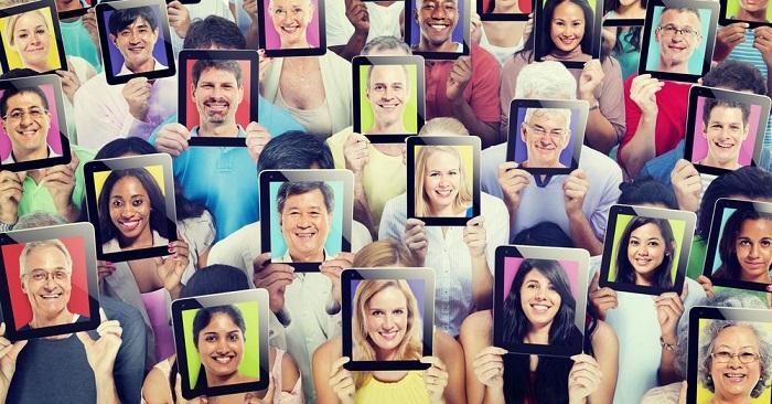 Les types d'audiences selon les réseaux sociaux