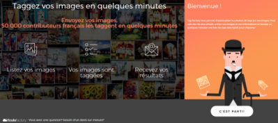 Tag Factory – une application d'aide à l'optimisation des images