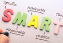 Objectifs smart, marketing, communication